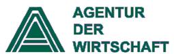 Agentur der Wirtschaft Logo